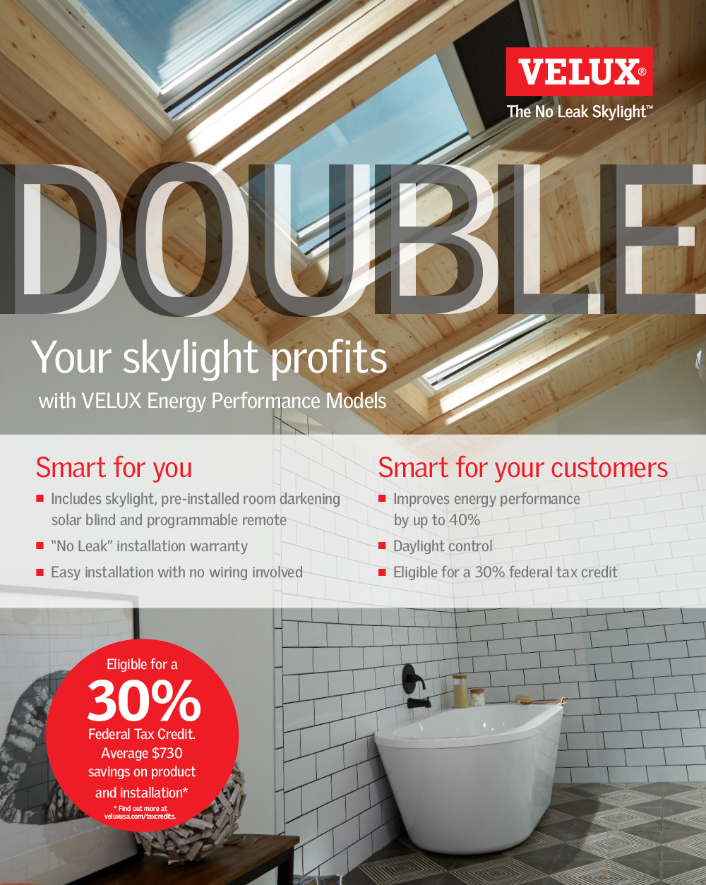 Velux Reference dedans velux energy performance model skylights ad 2018 – jonathan abernathy
