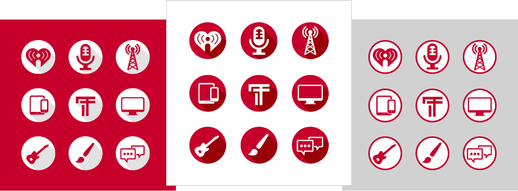 iHeartMedia Charlotte Icons